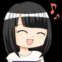 フサ美 笑顔♪